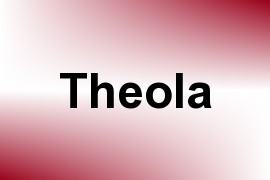 Theola name image