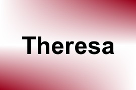 Theresa name image