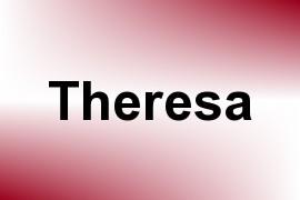 Theresa name image
