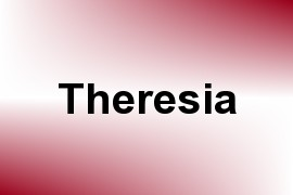 Theresia name image