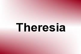 Theresia name image