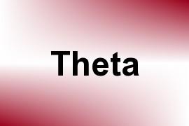 Theta name image