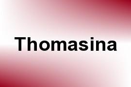 Thomasina name image