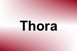 Thora name image