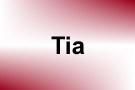 Tia name image