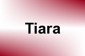 Tiara name image