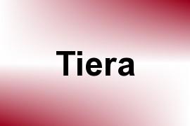 Tiera name image
