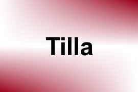 Tilla name image