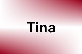 Tina name image