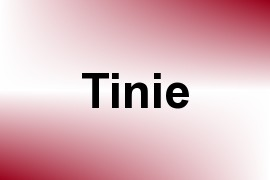 Tinie name image