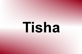 Tisha name image