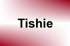 Tishie name image