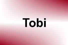 Tobi name image