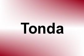 Tonda name image