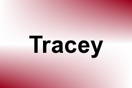 Tracey name image