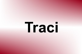 Traci name image