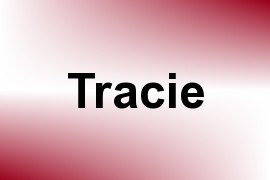 Tracie name image