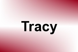 Tracy name image