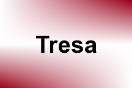 Tresa name image