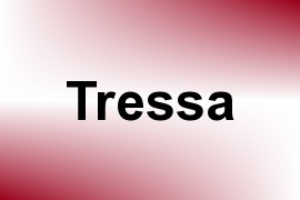 Tressa name image