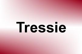 Tressie name image