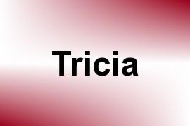 Tricia name image