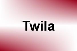 Twila name image