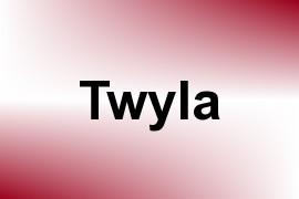 Twyla name image