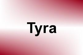 Tyra name image