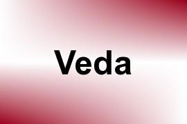Veda name image