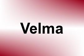 Velma name image