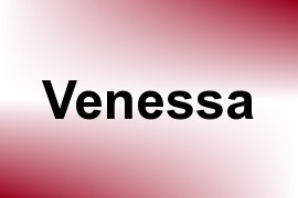 Venessa name image
