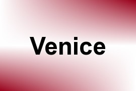 Venice name image