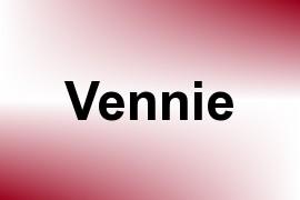 Vennie name image