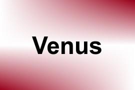 Venus name image