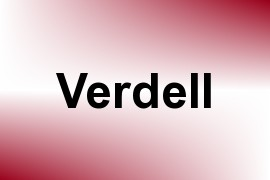 Verdell name image