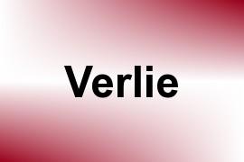 Verlie name image