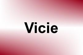 Vicie name image