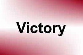 Victory name image