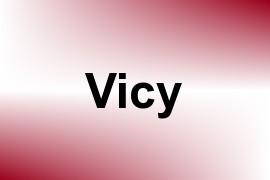 Vicy name image