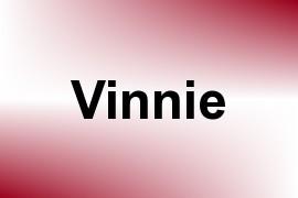 Vinnie name image