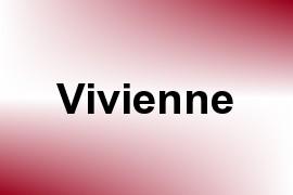 Vivienne name image