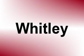 Whitley name image