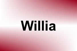 Willia name image