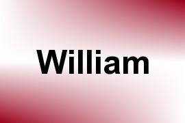 William name image