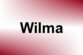 Wilma name image