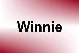 Winnie name image