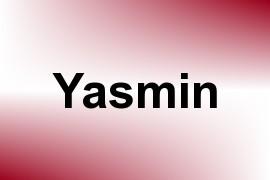 Yasmin name image
