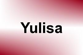Yulisa name image