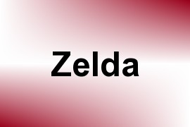 Zelda name image